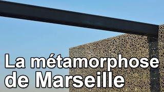 DRDA : La métamorphose de Marseille