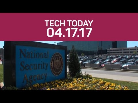 NSA all up in banks? (Tech Today)