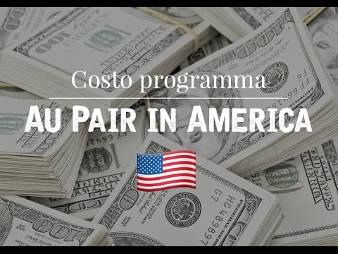 #3- Real cost of the au pair program in America? ENGG SUB!