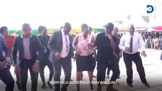 Shall we dance:  Five Kenyan politicians with the best moves