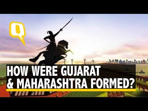 The Quint: The Story Behind Formation of Maharashtra and Gujarat