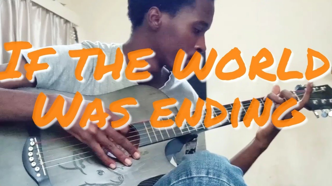 Jp Saxe, Julia Michaels, if the world was ending fingerstyle guitar cover