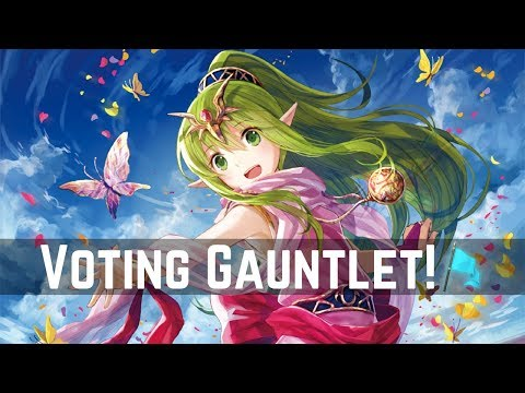 Dragon Voting Gauntlet Start! - Tips for The Blood of Dragons VG  | FEH News 【Fire Emblem Heroes】 - Duur: 14:24.