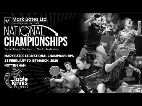 MARK BATES LTD National Championships 2020