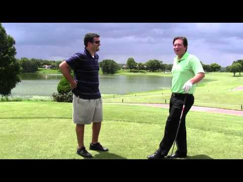MetroWest Golf Club Review in Orlando, Florida with Tee Times USA's Joe Golfer