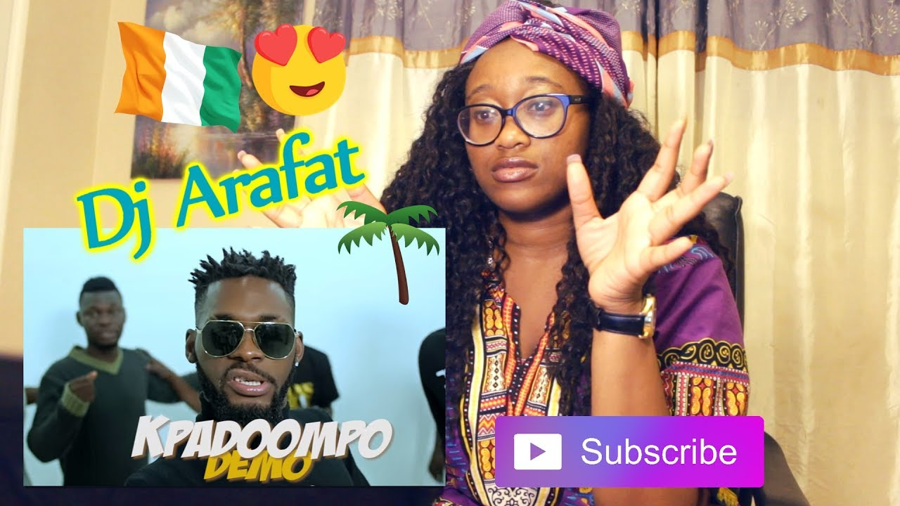 video de dj arafat kpadoompo