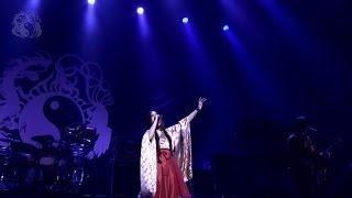 2012年4月22日にNHKホールで行われた ツアー2012『絶界の鬼子母神』の ...