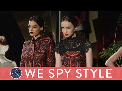 Stacey Bendet on Alice + Olivia's New Collection | Fashion Week