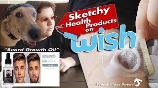 Buying Weird Health Items on Wish... thumbnail