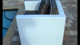 Outdoorious Patio Furniture - Modern All Weather Wicker Furniture