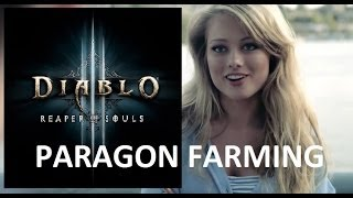 Diablo III - Newest Patch! Fast Paragon & Gold Farming 2.0.2.2 Updated (HD) Gameplay + Commentary