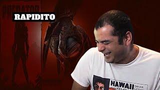 Rapidito - The Predator 2018