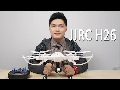 H26W – дрон с камера и безжична връзка към мобилни устройства с Android и iOs 15