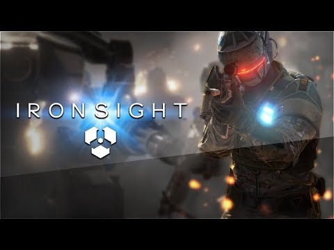 First Time IRONSIGHT (CoD Like FPS) - YouTube