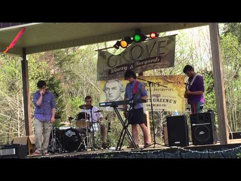 The Necks - Live at Grove Winery (4-12-15)