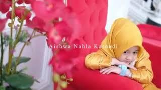 Download Aiswah Nahla - Sa'duna Fiddunya (official music video)