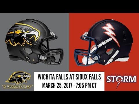 Week 6 | Wichita Falls Nighthawks at Sioux Falls Storm
