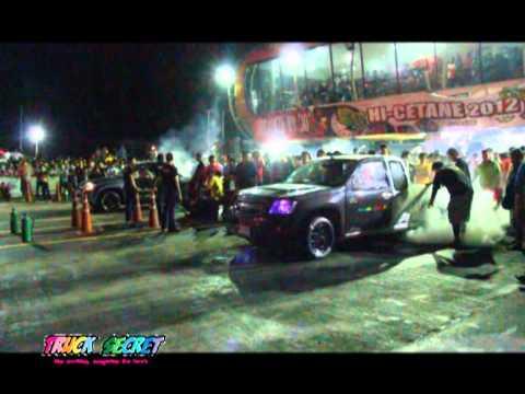 TruckSecret ผลการเเข่งขันDRAG คู่หยุดโลก หมูหยอง VS โย อ๊อฟ เวอร์ชั่นเต็ม