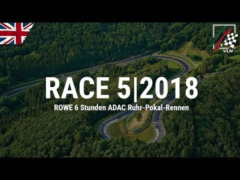 RE-LIVE: 5th round VLN at the Nürburgring
