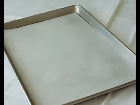 how to make parchment paper for oven at home