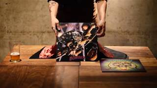 Unboxing the limited edition, super deluxe version of the Motörhead 1979 box set.