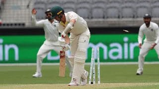 All 10 Australia first-innings wickets