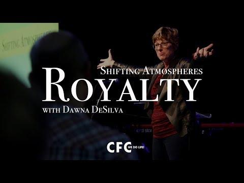 Shifting Atmospheres // Dawna DeSilva // 11 Feb 18