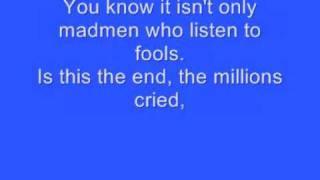 Iron Maiden Total Eclipse [ WITH LYRICS ]