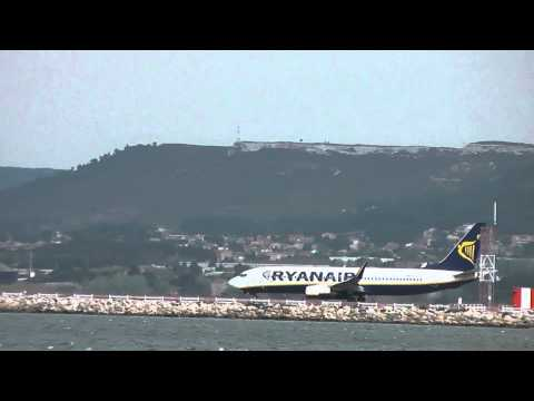 Marseille Provence Airport - Ryanair 2012