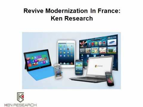 Consumer Electronics In France, Personal computers market in France Ken Research