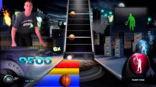 NBA Baller Beats Kinect Review Unboxing Gameplay HD)