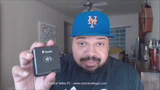 Paypal Here Chip Readers - Tap & Swipe vs Miura