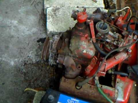 18hp kohler magnum restored (please ment)  YouTube