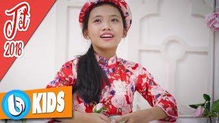 Đón Xuân - Bé Phương Anh | Nhạc Xuân Thiếu Nhi 2018 [MV Official]