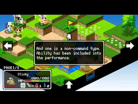 [HD] Ambition of the Slimes Gameplay IOS / Android | PROAPK