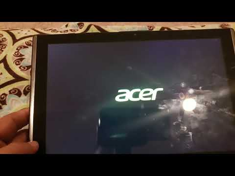How To Hard Reset Acer Iconia One 10 A7001 And Others Acer Tablets