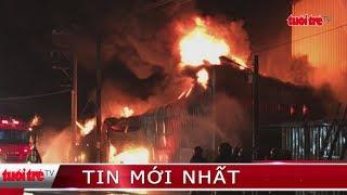 6 công nhân Việt Nam thiệt mạng trong một vụ cháy ở Đài Loan