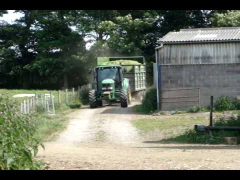 Silage Time in UK