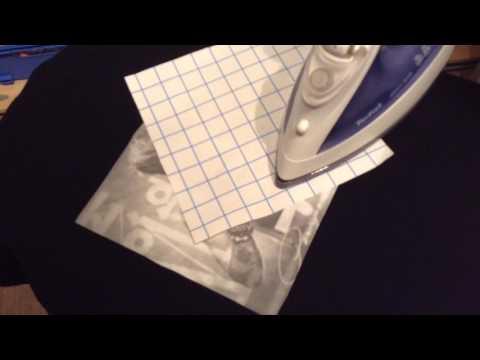 Justin Bieber T-Shirt DIY