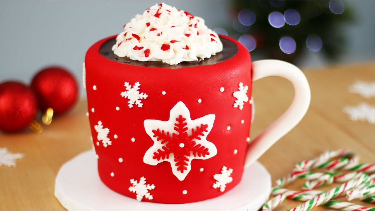 How To Decorate Mug Cakes