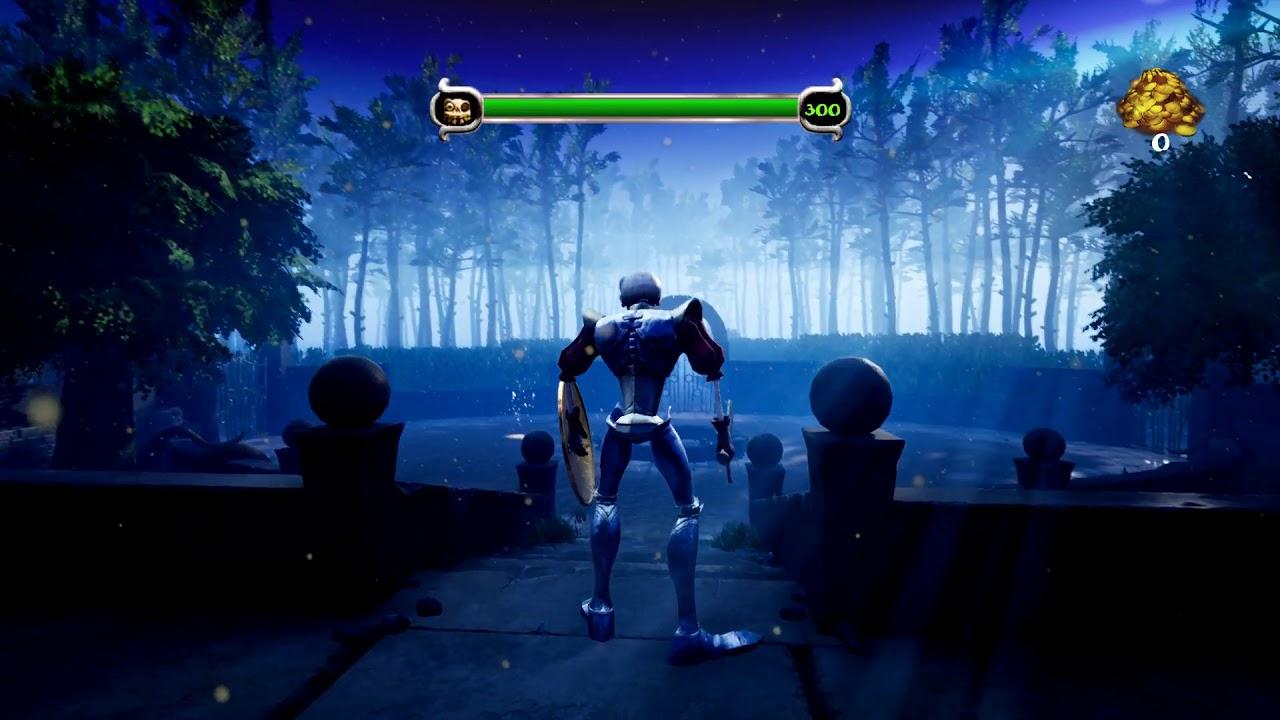 Medievil 2 Remaster Gameplay Youtube
