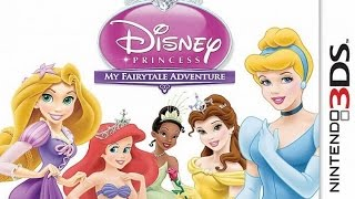 Disney Princess My Fairytale Adventure Gameplay {Nintendo 3DS} {60 FPS} {1080p}