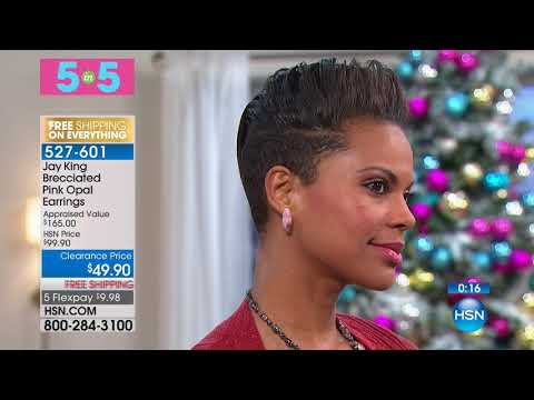 HSN   Mine Finds By Jay King Jewelry 11.25.2017 - 01 AM