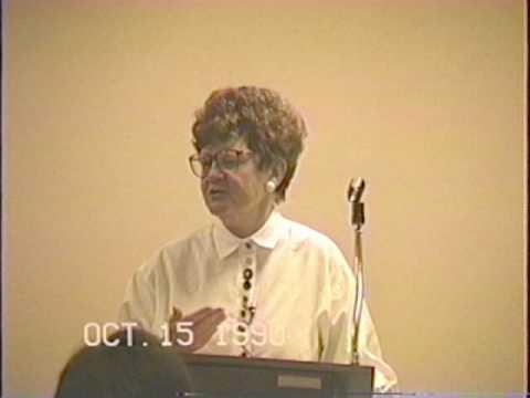 Nancy McCormick Rambusch, Founder Of The American Montessori Society