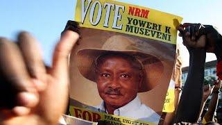 Ouganda : le parti au pouvoir approuve un sixième mandat pour le président Museveni