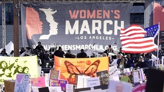 Women's March LA - Why Are You Marching?