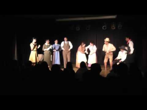 AY PAMPA MIA 2015 Cia. de Teatro Artefra