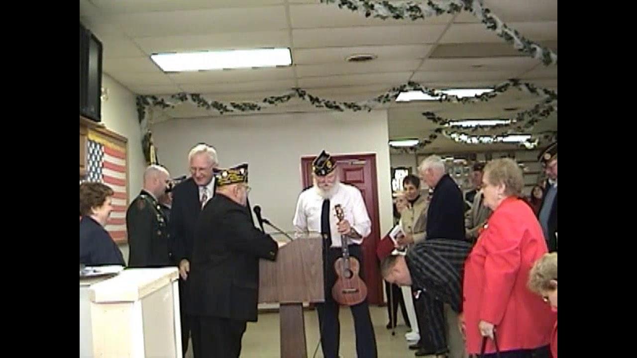 Post 20 Veterans Day ending  11-11-09