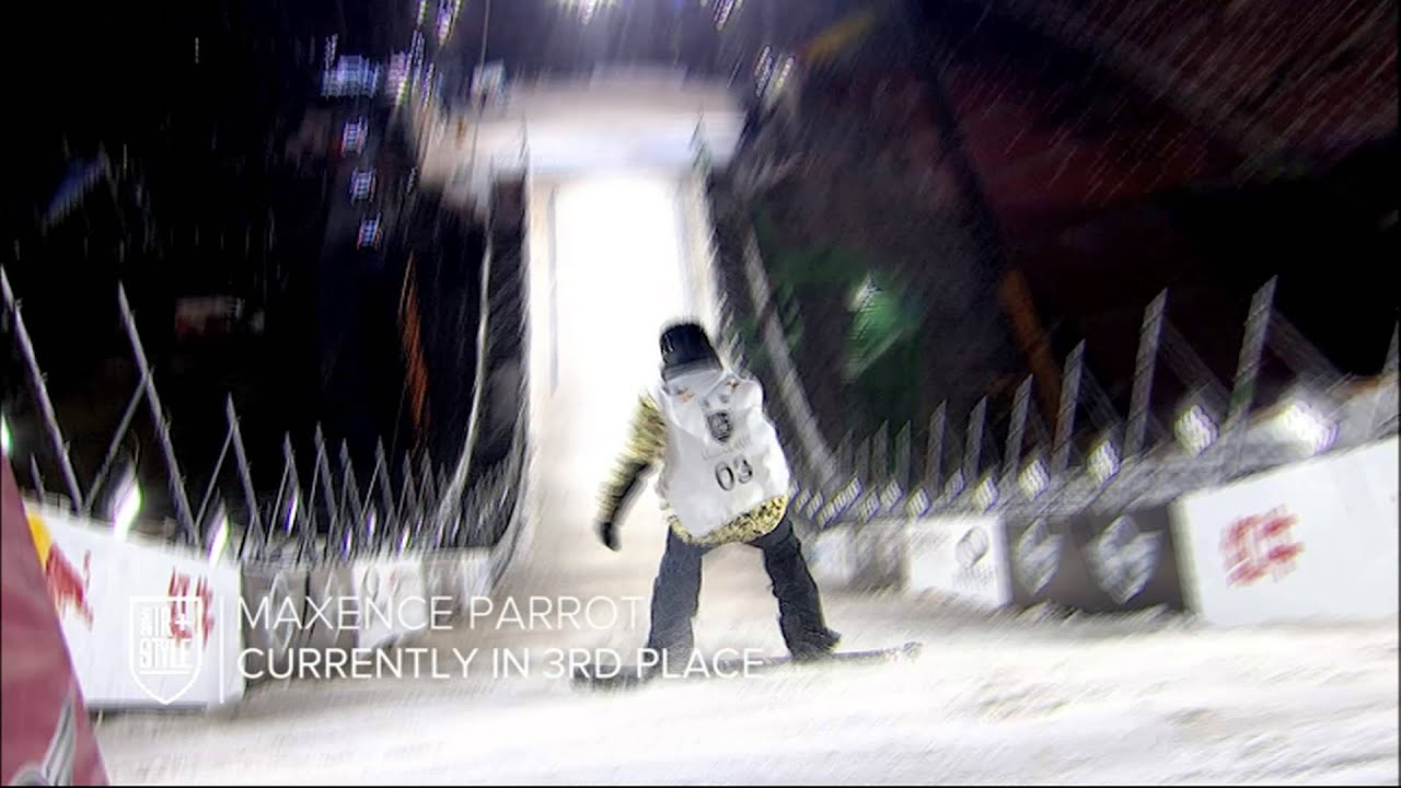 Air + Style | Shaun White in Beijing #1