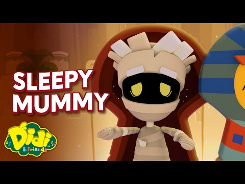 Sleepy Mummy | Fun Family Song | Didi & Friends Songs For Children